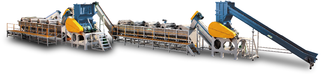 PP Recycling Line