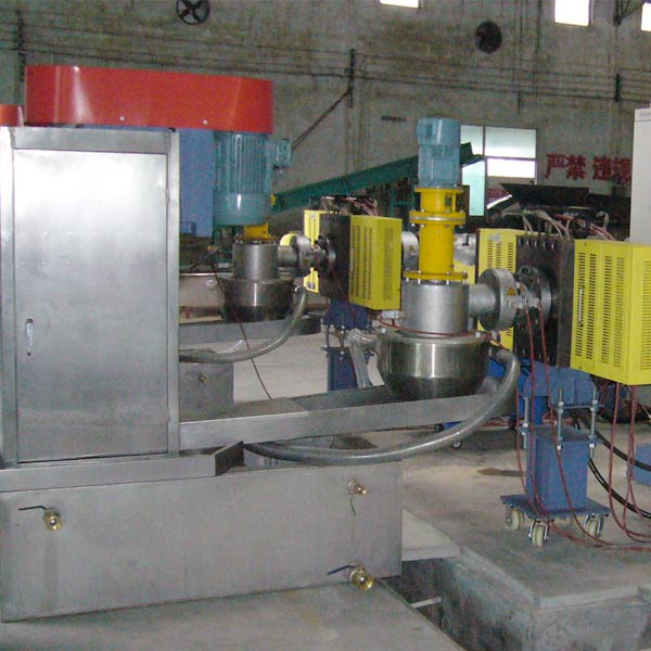 Extruding String Cutting Granulating Line