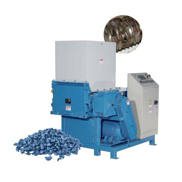 Plastic Shredder is a Quality Equipment for Handling White Trash