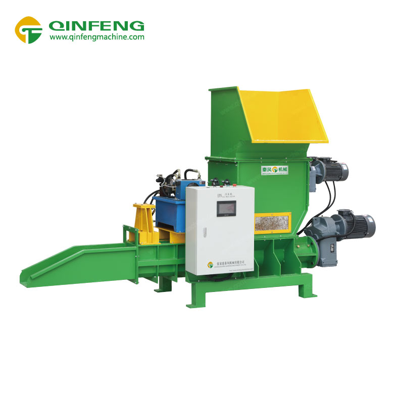 CF-CP-250 Foam Compactor Equipment