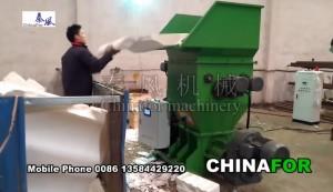 CF-CP380 EPS Foam Compactor