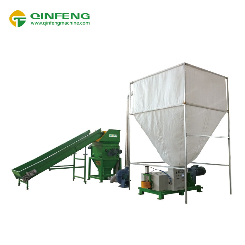 EPS Hot Melting Recycling Line
