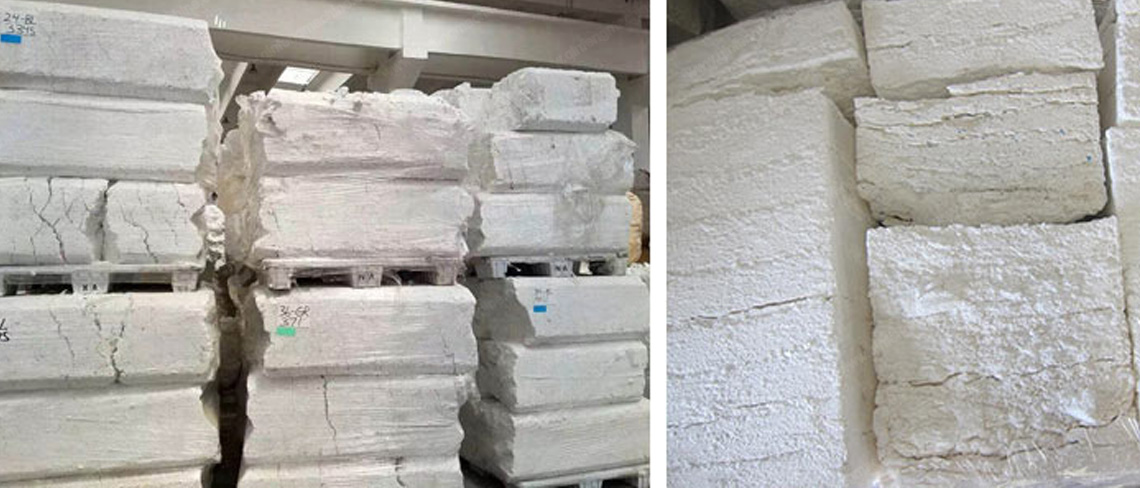 Styrofoam Products Compactor Machine